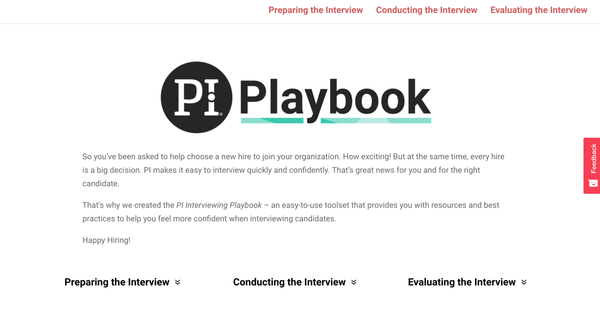 PlaybookLanding